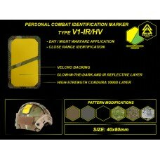 Combat IFF marker V1-IRHV