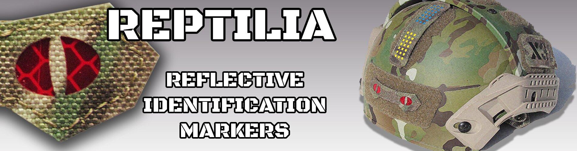 REPTILIA Reflective Identification Markers